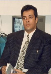 جمال سلامة أستاذ ورئيس قسم العلوم السياسية بجامعة السويس