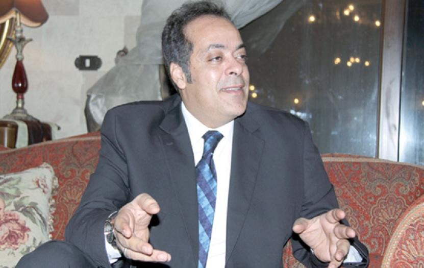 د. جمال سلامة استاذ ورئيس قسم العلوم السياسية بجامعة السويس