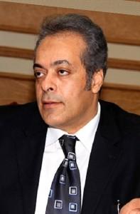 جمال سلامة  رئيس قسم العلوم السياسية بجامعة السويس