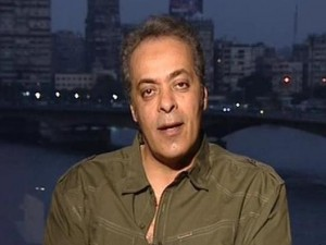 جمال سلامة أستاذ و رئيس قسم العلوم السياسية بجامعة السويس