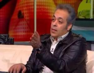 جمال سلامة رئيس قسم العلوم السياسية