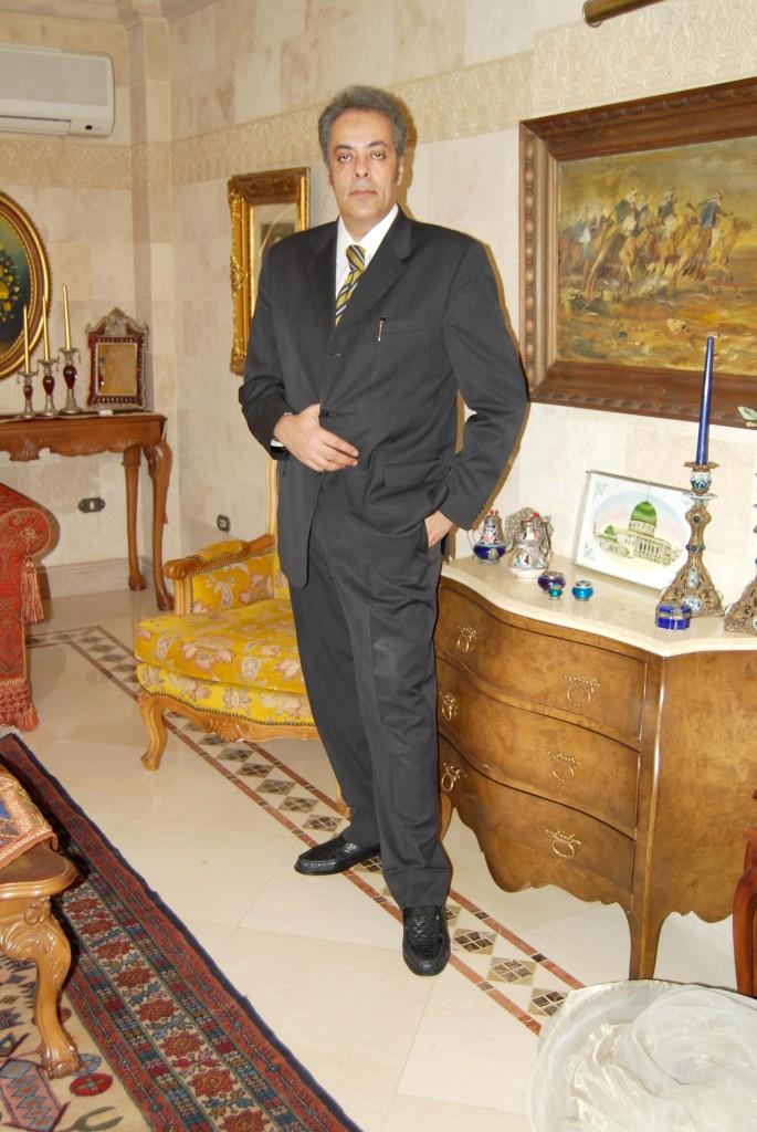 جمال سلامة علي عميد كلية السياسة والاقتصاد جامعة السويس