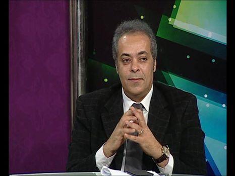 دكتور جمال سلامة رئيس قسم العلوم السياسية جامعة السويس