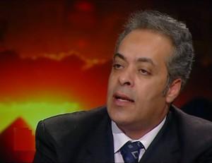 جمال سلامة أستاذ ورئيس قسم العلوم السياسية جامعة السويس