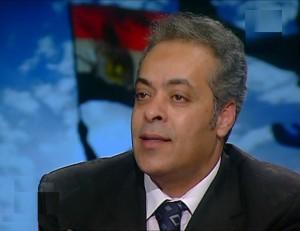 جمال سلامة أستاذ العلوم السياسية جامعة السويس