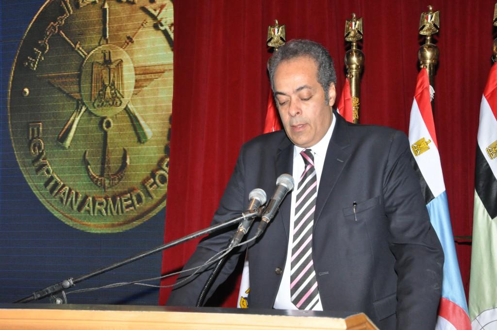 جمال سلامة استاذ ورئيس قسم العلوم السياسية جامعة السويس