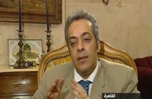 جمال سلامة رئيس قسم العلوم السياسية بجامعة قناة السويس