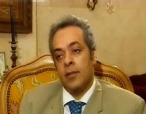 جمال سلامة  رئيس قسم العلوم السياسية جامعة السويس