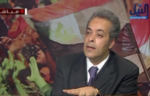 """""""دكتور جمال سلامة أستاذ ورئيس قسم العلوم السياسية جامعة السويس"""""""