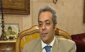 جمال سلامة استاذ ورئيس قسم العلوم السياسية بجامعة السويس