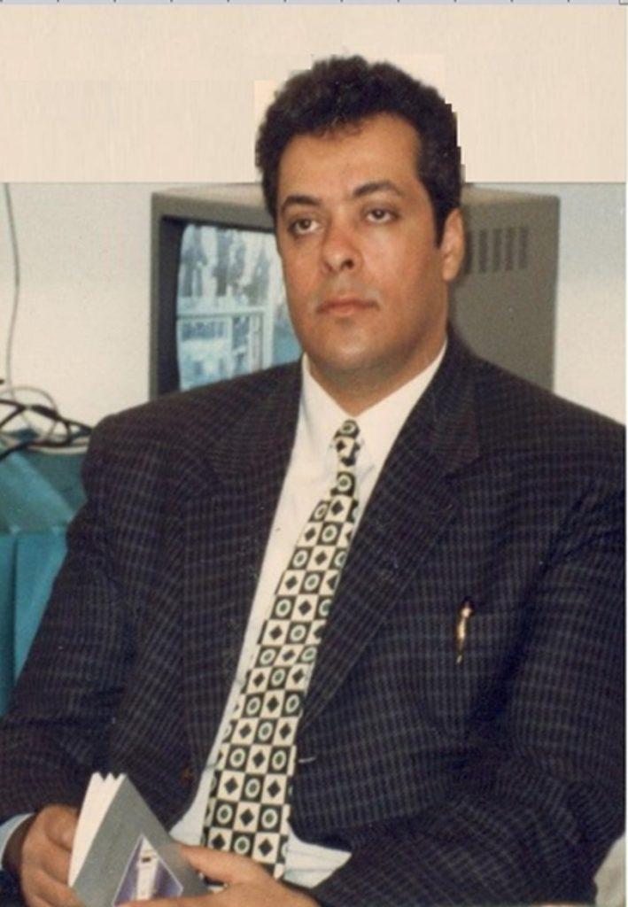 دكتور جمال سلامة علي عميد كلية السياسة والاقتصاد جامعة السويس
